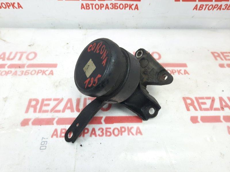 Подушка двигателя Toyota Corona 1993 ST195 3SFE 12362-74290 Б/У