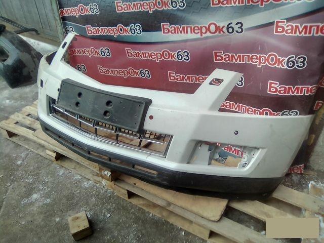 Бампер передний Cadillac SRX