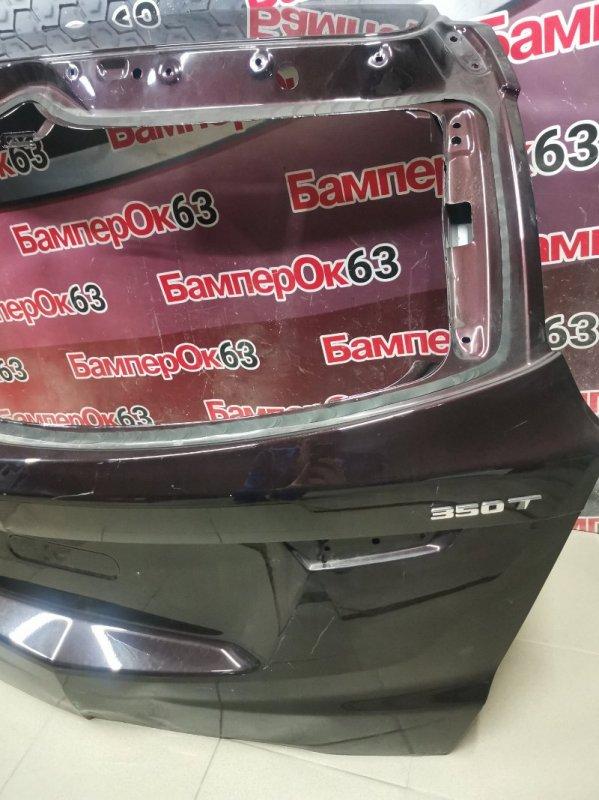 Дверь багажника Cadillac XT5