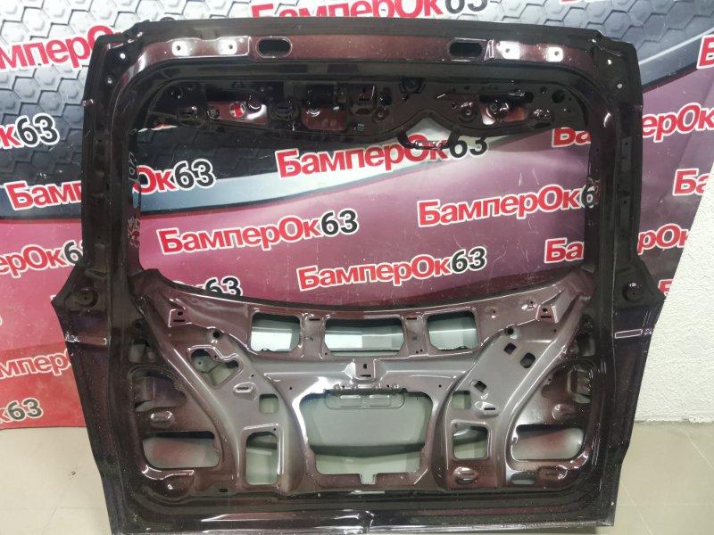 Дверь багажника XT5 2016