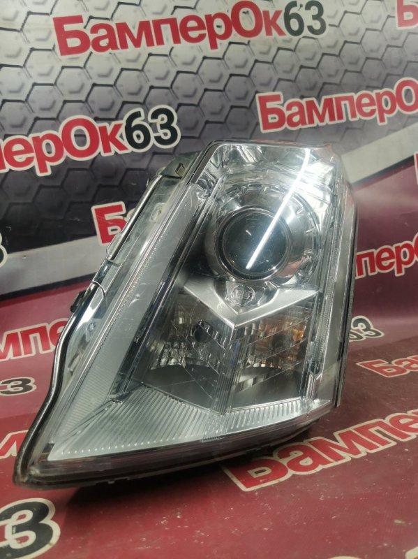 Фара передняя левая Cadillac SRX 2009 22853879 Б/У