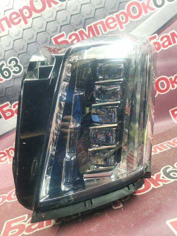 Фара передняя левая Cadillac Escalade 2014 23304388 Б/У
