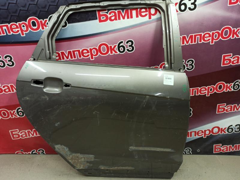 Дверь задняя правая Cadillac SRX 2009 22800229 Б/У