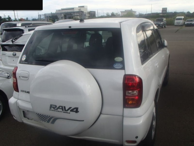 Авто на разбор Toyota Rav4 ACA21R 1AZ-FSE 2005