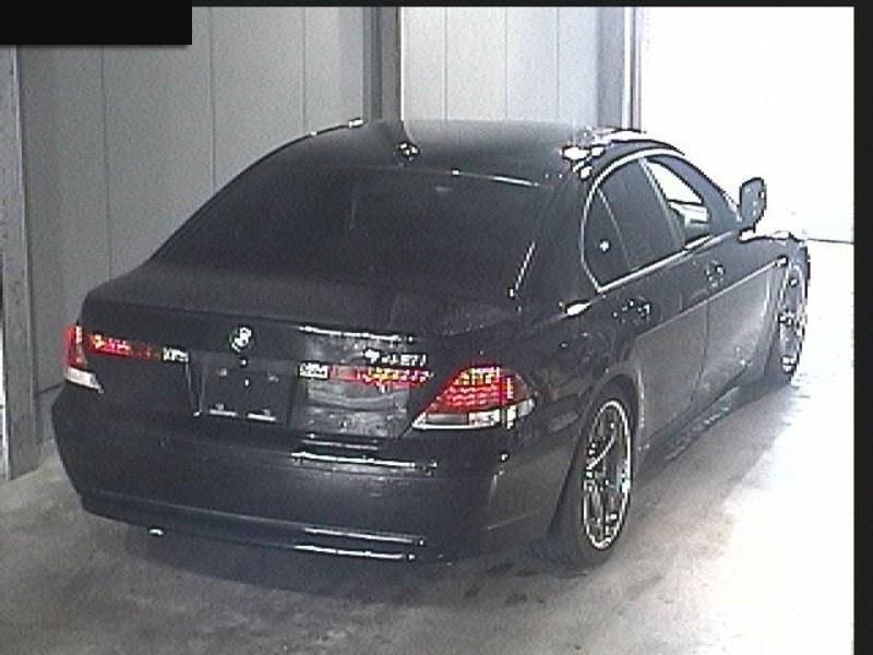Авто на разбор Bmw 7-Series E65 N62B44 2004