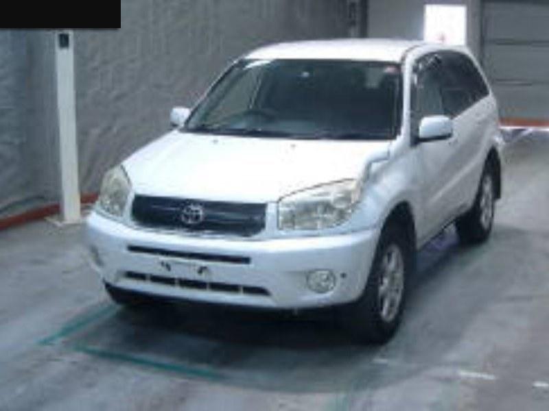 Пружина подвески Toyota Rav4 ACA21R 1AZ-FSE 2005 задняя
