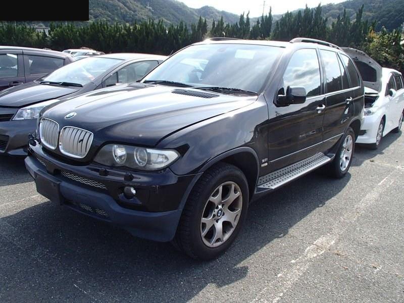 Люк Bmw X5-Series E53 M54B30 2004
