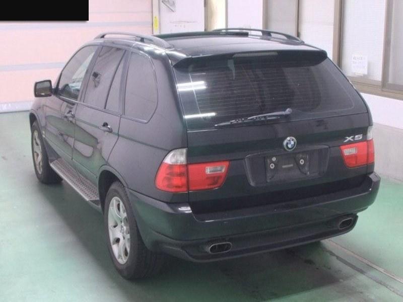 Обшивка крыши Bmw X5-Series E53 M54B30 2004