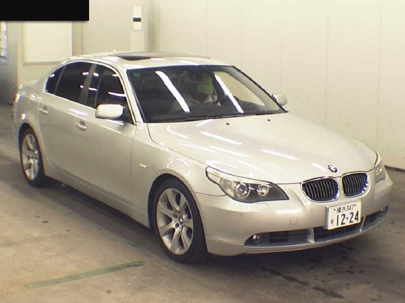 Авто на разбор Bmw 5-Series E60 N62B44 2004