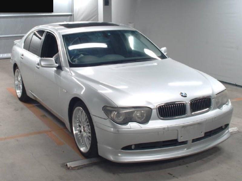 Авто на разбор Bmw 7-Series E65 N62B44 2002