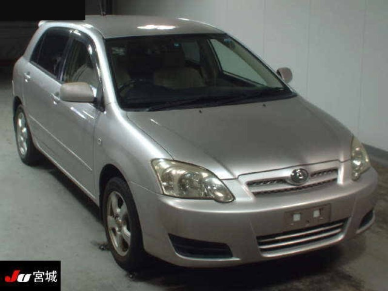 Авто на разбор Toyota Corolla Runx NZE121 1NZ-FE 2005