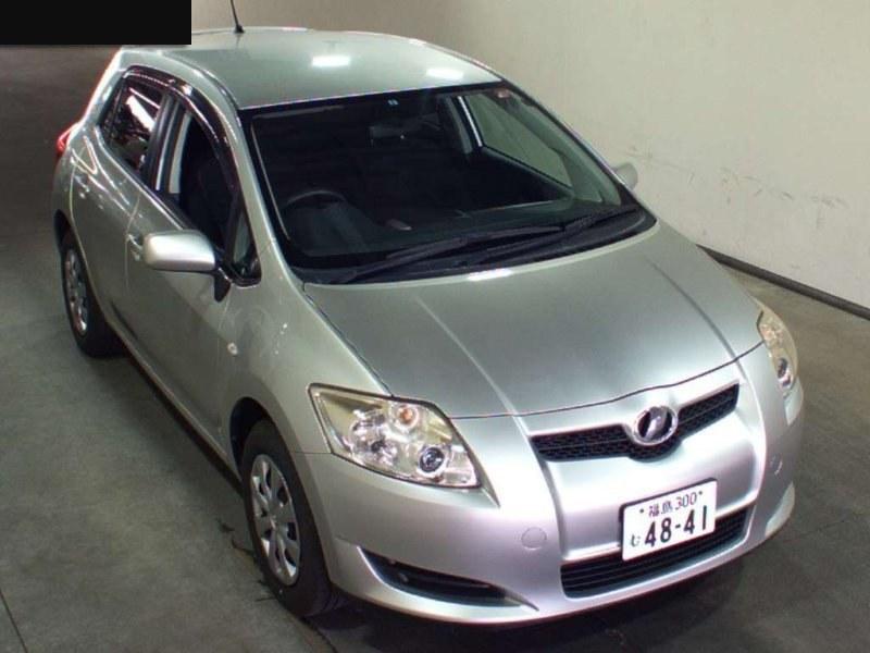 Стойка кузова Toyota Auris NZE154H 1NZ-FE 2008