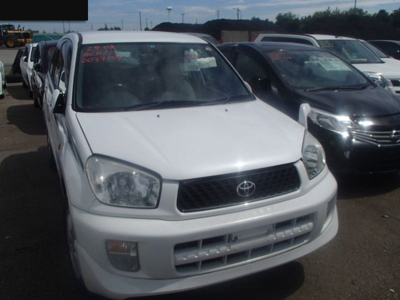 Авто на разбор Toyota Rav4 ACA21R 1AZ-FSE 2003
