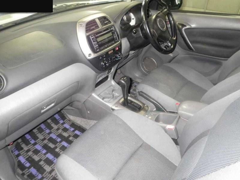 Пластиковые детали салона Toyota Rav4 ACA21R 1AZ-FSE 2003