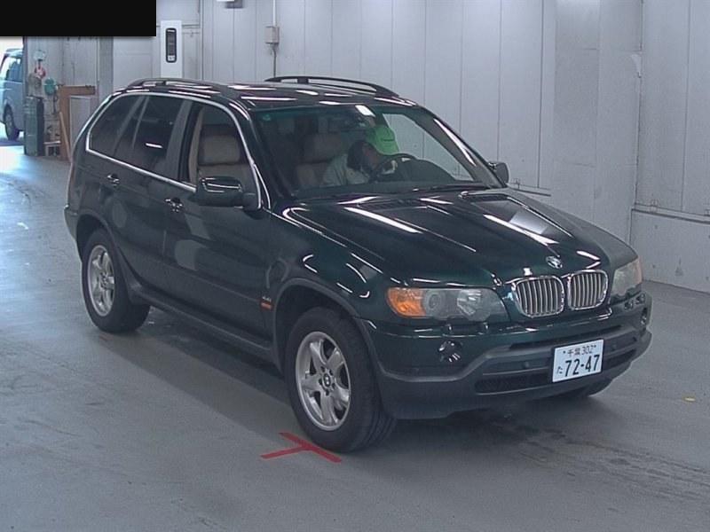 Авто на разбор Bmw X5-Series E53 M62B44 202