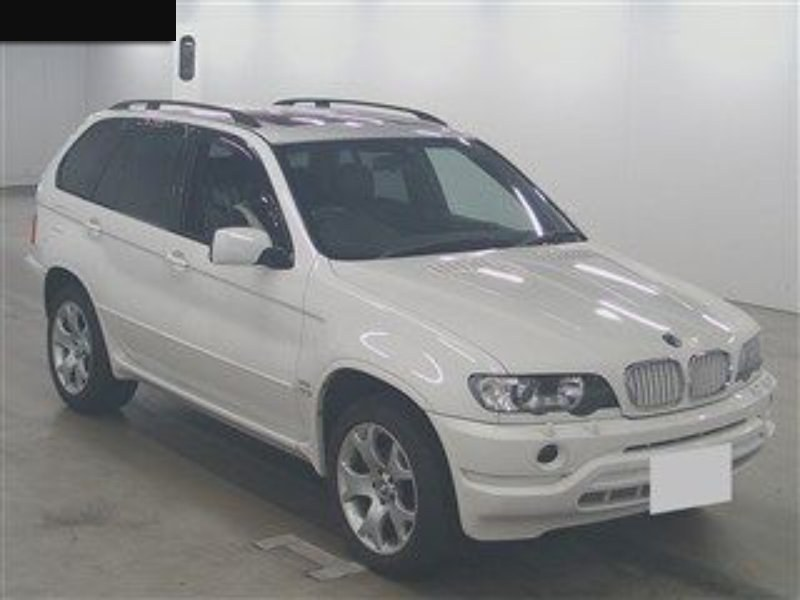 Авто на разбор Bmw X5-Series E53 M54B30 2002