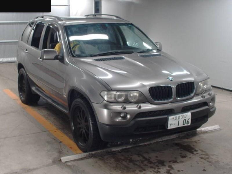Авто на разбор Bmw X5-Series E53 N62B44 2004