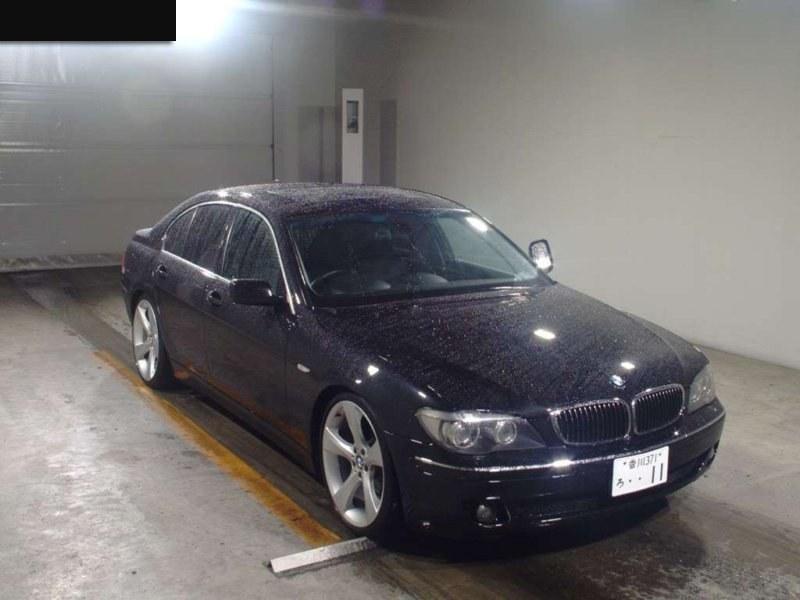 Авто на разбор Bmw 7-Series E65 2007