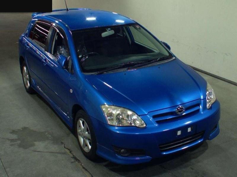 Авто на разбор Toyota Corolla Runx ZZE124 1ZZ-FE 2005