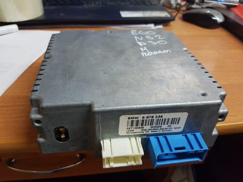 Видеомодуль Bmw 5-Series E60 N52B30 2005