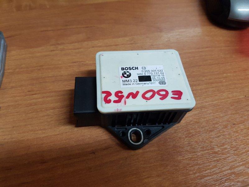 Датчик уровня оборотов Bmw 5-Series E60 N52B30 2005
