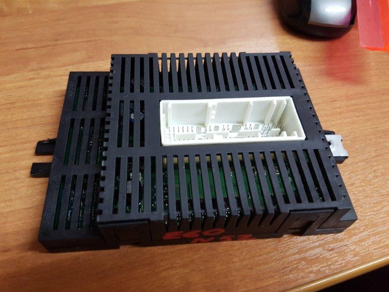 Блок управления светом Bmw 5-Series E60 N52B30 2005