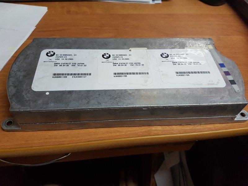 Блок управления телефоном Bmw 5-Series E60 N52B30 2005