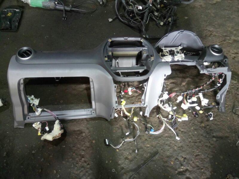 Панель передняя в салон Toyota Rav4 ACA21W 1AZ-FSE 2003