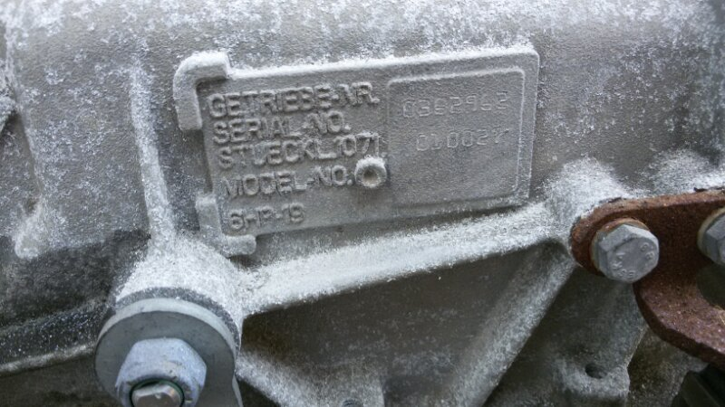 Акпп Bmw 3-Series E90 N52B25 2005
