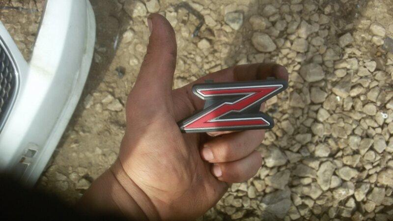 Эмблема Toyota Corolla Fielder ZZE123 2ZZ-GE 2001
