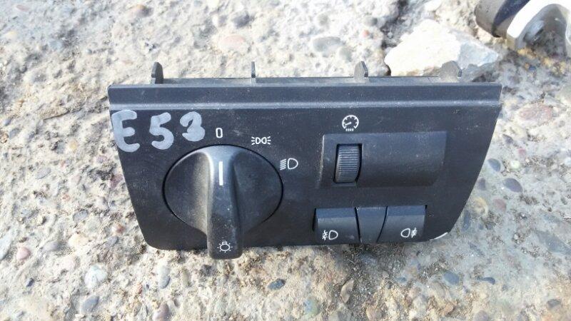 Блок управления светом Bmw X5-Series E53 2006