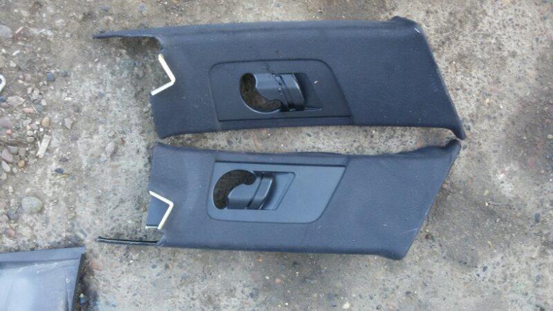 Обшивка стойки кузова Bmw X5-Series E53 M54B30 2002