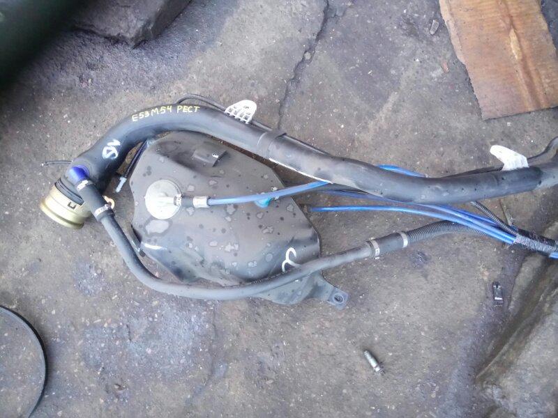 Горловина топливного бака Bmw X5 E53 M54B30 2005