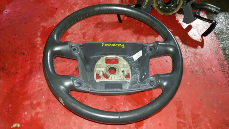 Руль Volkswagen Touareg 7L6 4.2 AXQ 2005