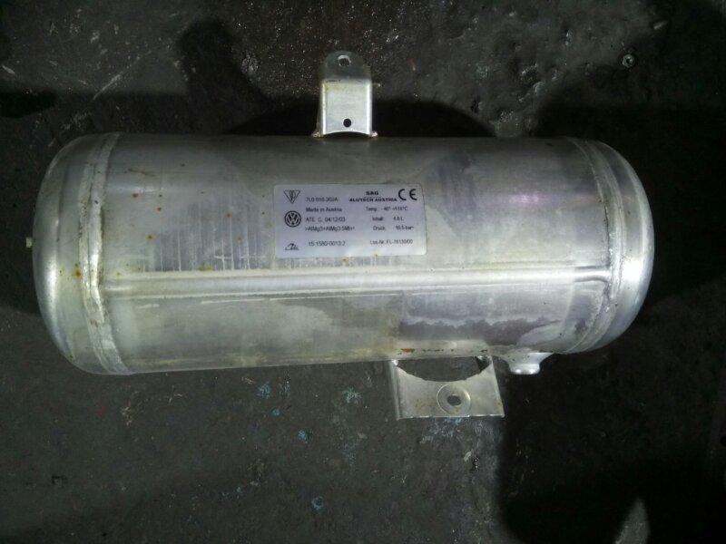 Ресивер пневматической подвески Volkswagen Touareg 7L6 4.2 AXQ 2005