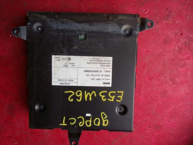 Усилитель звука Bmw X5-Series E53 M62B44 2002