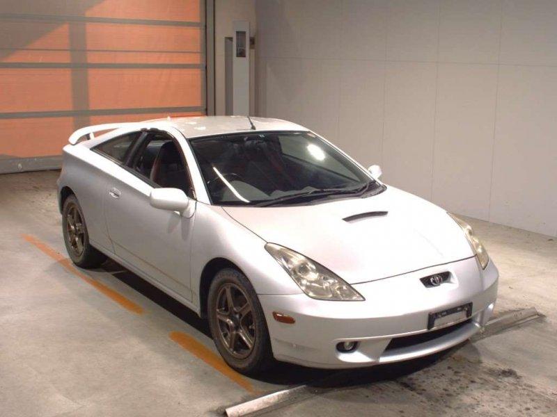 Авто на разбор Toyota Celica ZZT231 2ZZ-GE 2000