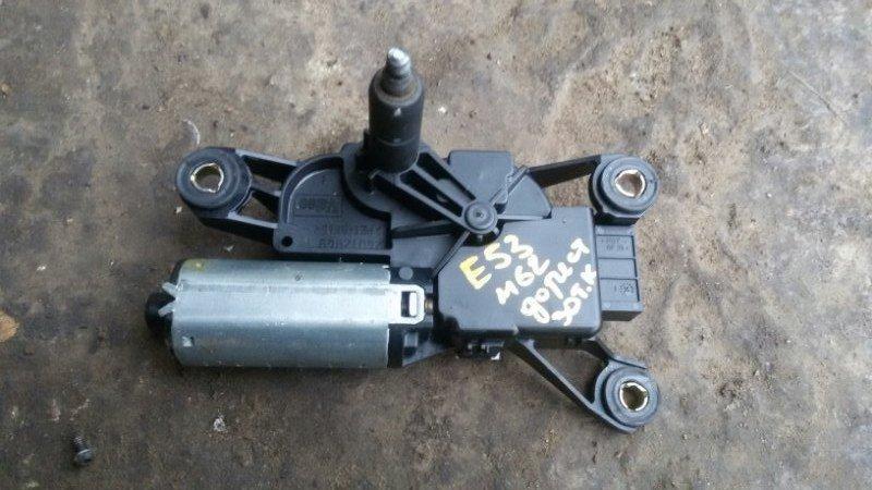 Мотор заднего дворника Bmw X5-Series E53 M62B44 2002