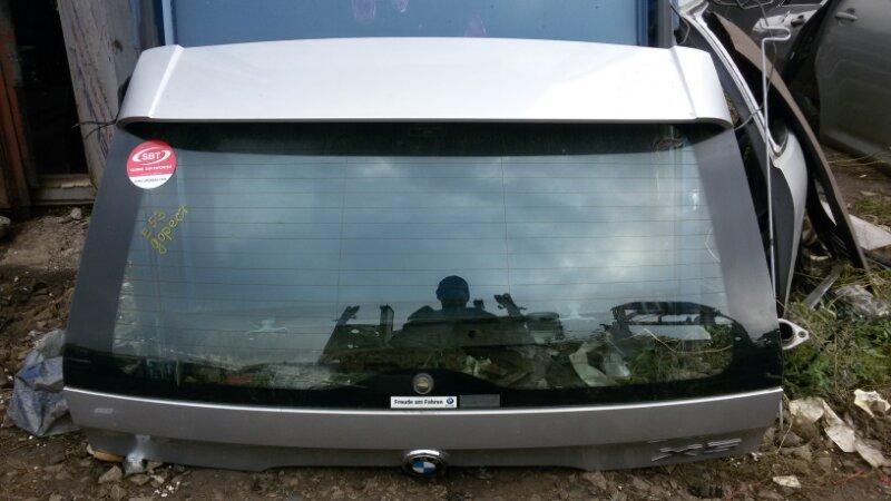 Дверь задняя багажника Bmw X5-Series E53 M62B44 2002