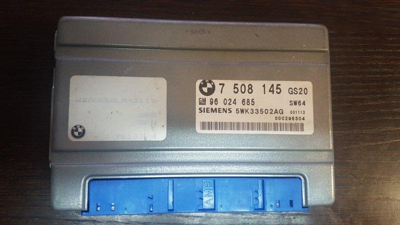 Блок управления кпп Bmw X5-Series E53 M54B30 2003