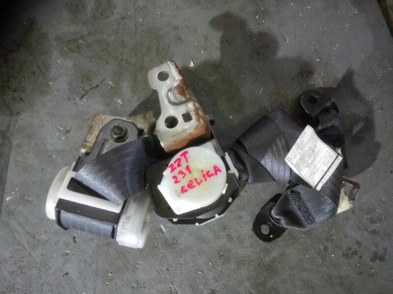 Ремень Toyota Celica ZZT231 2ZZ-GE 2000 задний