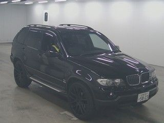 Авто на разбор Bmw X5-Series E53 M54B30 2005