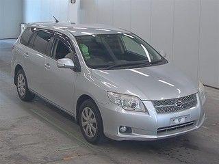 Авто на разбор Toyota Corolla Fielder NZE141 1NZ-FE 2007