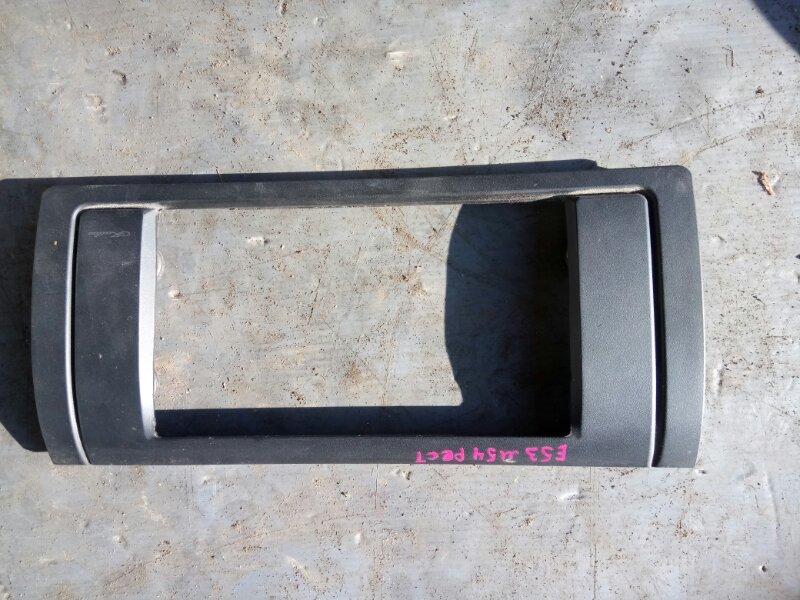 Обводка магнитолы Bmw X5-Series E53 M54B30 2005