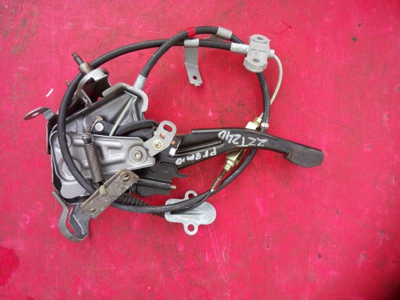 Ручник Toyota Premio ZZT240 1ZZ-FE 2004