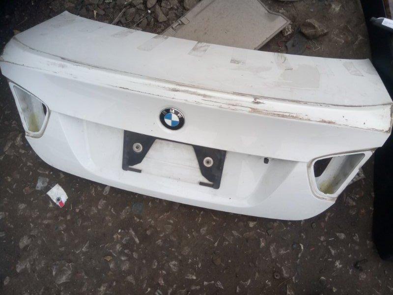 Крышка багажника Bmw 3-Series E90 N46B20 2005