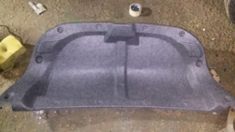 Обшивка крышки багажника Toyota Camry ACV40 2AZ-FE 2007