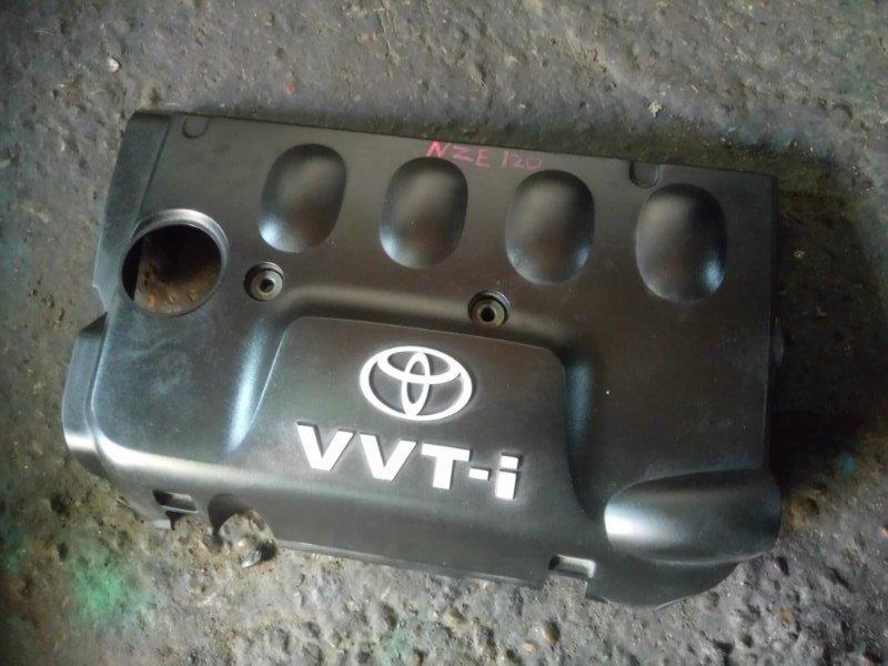 Крышка на двигатель декоративная Toyota Allex NZE121 1NZ-FE 2003