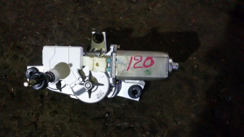 Мотор заднего дворника Toyota Allex NZE121 1NZ-FE 2003