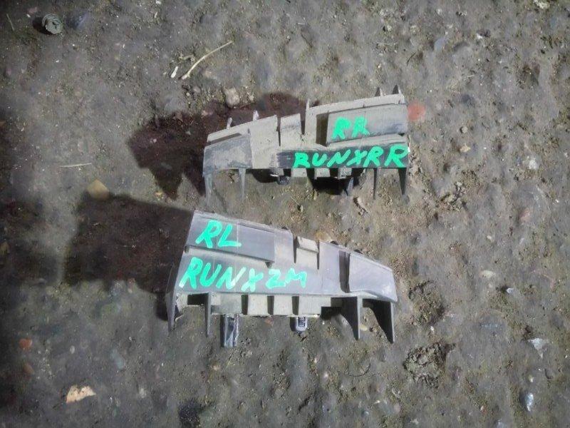 Клипса бампера Toyota Allex NZE121 1NZ-FE 2003 задняя правая